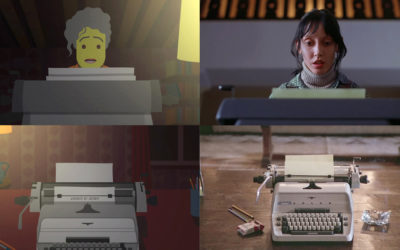 17. The Typewriter