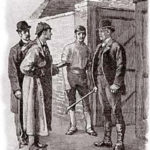 Copyright Bites. Sherlock Holmes in Silver Blaze. Illustration by Sidney Paget. This work is in the public domain. Source: Wikimedia Commons