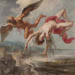 Copyright Bites. The Flight of Icarus by Jacob Peter Gowy. This work is in the public domain. Source: Wikimedia Commons