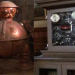 Copyright Bites. Photos from the film Return to Oz (1985), directed by Walter Murch and produced by Walt Disney Pictures and others. This work is in copyright. Source: Vigilant Citizen