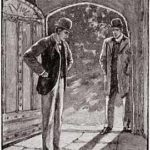Copyright Bites. Sherlock Holmes in The Adventure of the Musgrave Ritual. Illustration by Sidney Paget. This work is in the public domain. Source: Wikimedia Commons