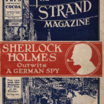 Copyright Bites. The Strand Magazine (cover), vol. 65, no. 321, September 1917. It is not clear whether this image is in copyright or not, but the image has been distributed by Wikimedia Commons under the CC BY-SA 2.0 licence. Source: Wikimedia Commons